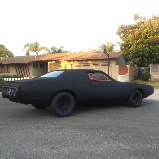 1973 Dodge Charger Se 2dr 318 V8 At Mopar Classic Muscle