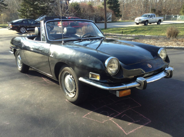 1973 fiat 850 sport spider convertible - Fiat 850 sport coupe for sale ...