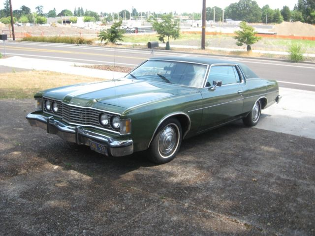 1973 Ford Galaxie 500 Coupe-Local pickup only