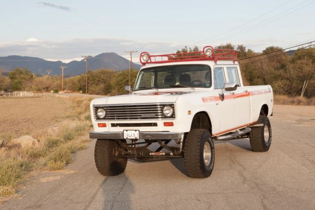 1973 International Harvester Travelette 4x4 Crew-Cab ...