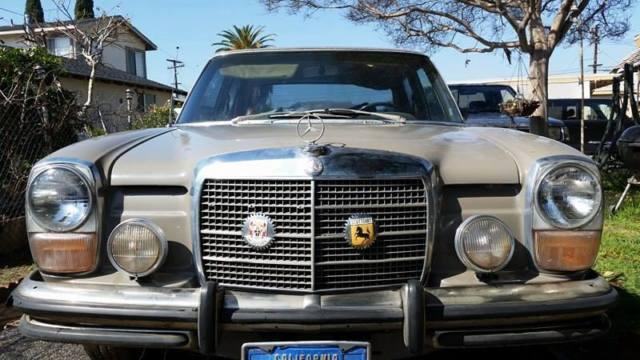 1973 mercedes benz w114 280 series for 1973 mercedes benz 280