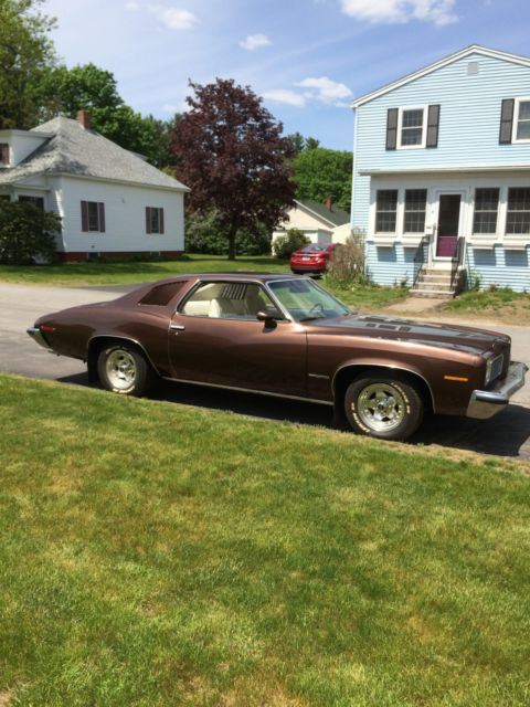 1973 Pontiac Lemans Craigslist Autos Post