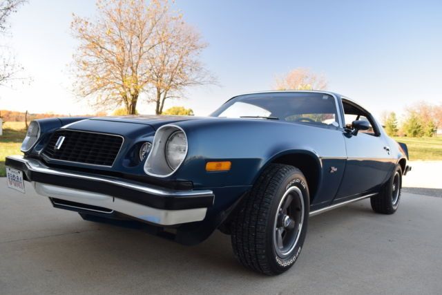 Used Cars West Palm Beach >> 1974 Camaro Z28 with matching numbers