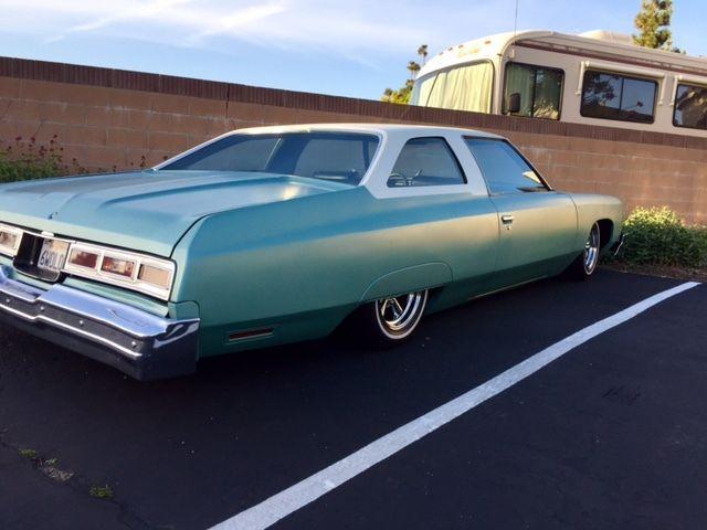 1974 Chevrolet Impala Glasshouse Bagged Kustom Lowrider
