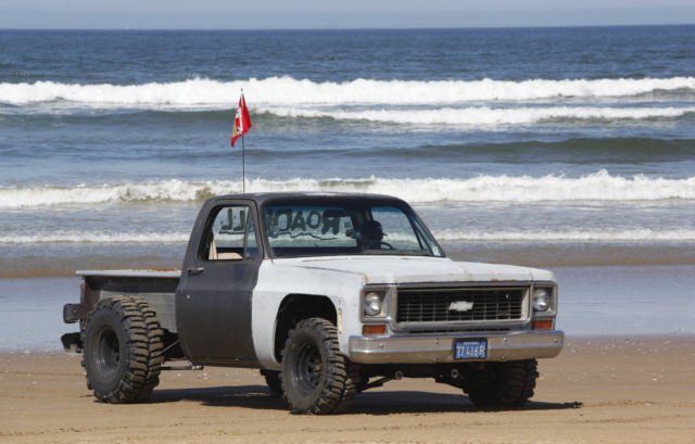 1974 Chevy C10 Ls Powered Muscle Truck