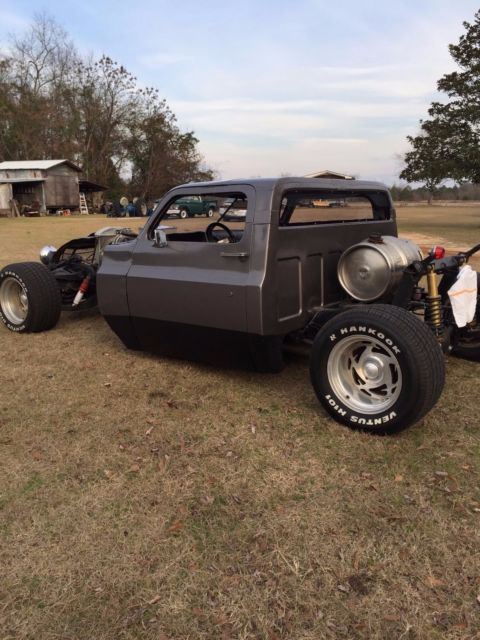 1974 Chevy C10 Rat Rod