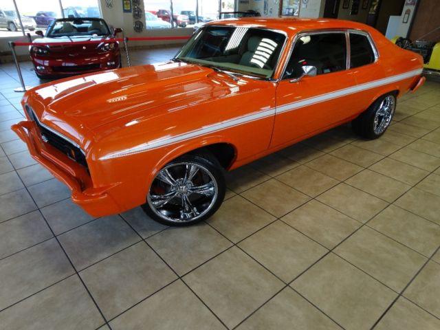 1974 Chevy Nova 2 Door Arizona Car Restomod Ss 68 69 70 71 72 Ss Show