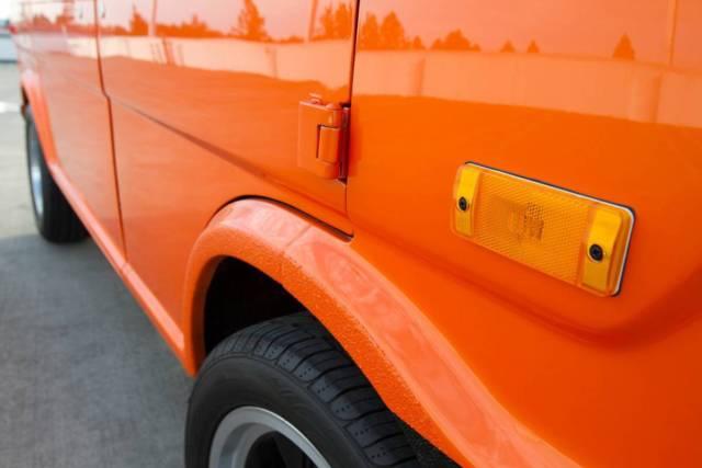 1974 Classic Ford Econoline Cargo Van Short Mint