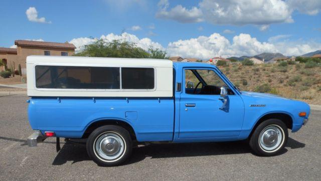 1974 Datsun 620 Pickup Original And Low Mile Arizona