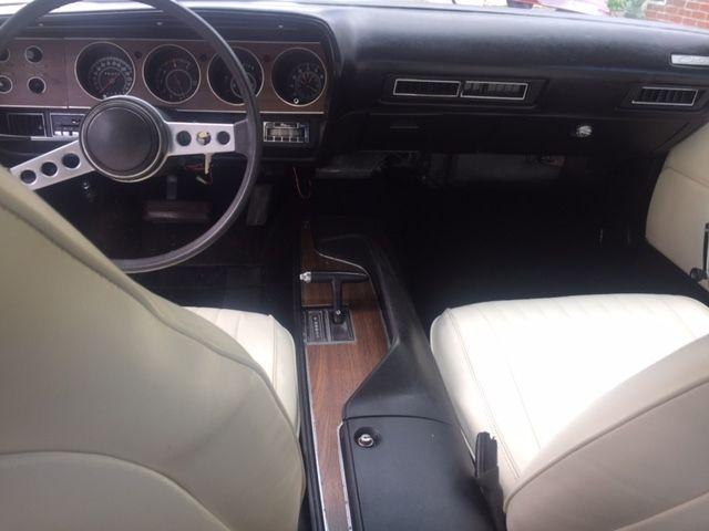 1974 Dodge Challenger 383 Auto Restored Red With White Interior