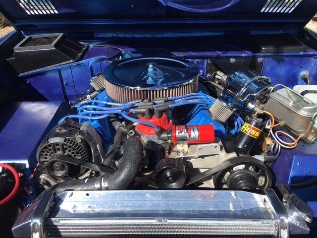 1974 ford bronco 347 stroker new 20k driveline motor for Ford stroker motor sizes