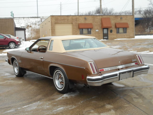 1974 oldsmobile cutlass salon 79 000 actual miles for 1974 cutlass salon