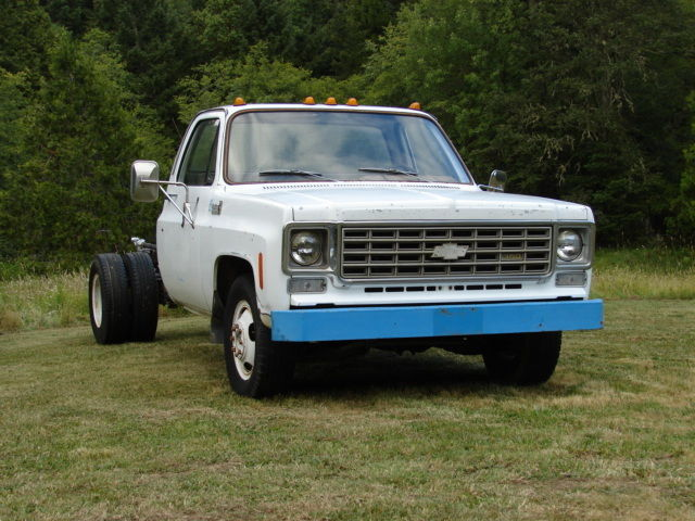 1975 chevy 1 ton chevrolet pickup truck k30 dually chassis. Black Bedroom Furniture Sets. Home Design Ideas