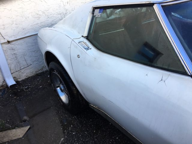 1975 Corvette Stingray 70s Custom Very Rare Flip Nose