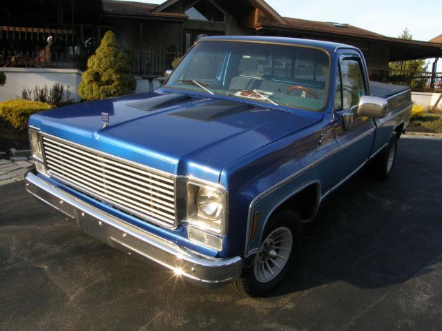 James Wood Gmc >> 1975 GMC Beau James Pickup Truck