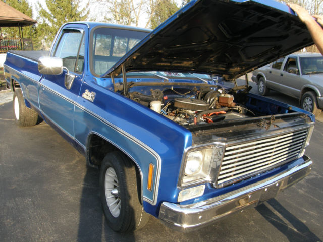1975 Gmc Beau James Pickup Truck