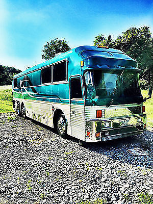 Diesel Rv For Sale >> 1975 Silver Eagle Bus Model 10 Entertainer Coach/RV