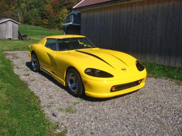 Chevrolet Corvette Saber Custom