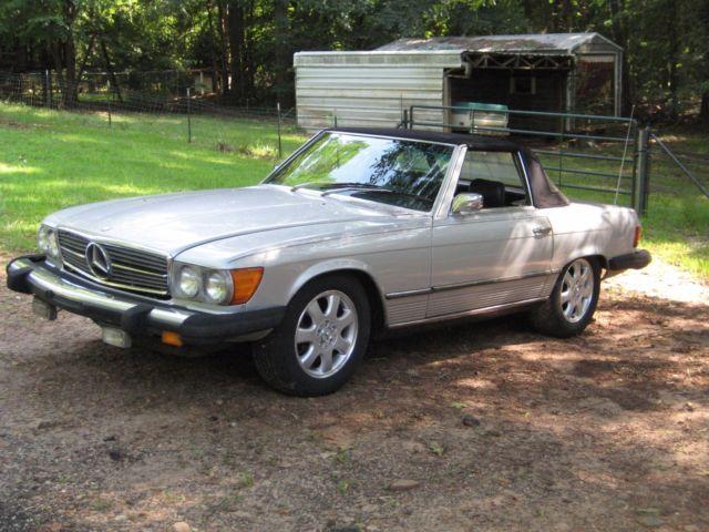 1976 mercedes benz 450sl convertible hardtop for Mercedes benz hardtop convertible