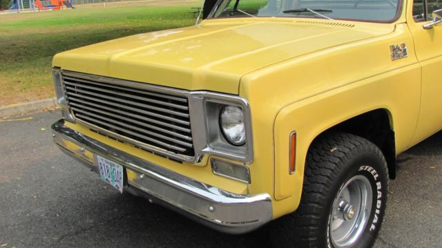 Used Cars Carson City >> 1977 77 75 76 78 CHEVY K10 4X4 PICKUP SHORT BED STEPSIDE ...