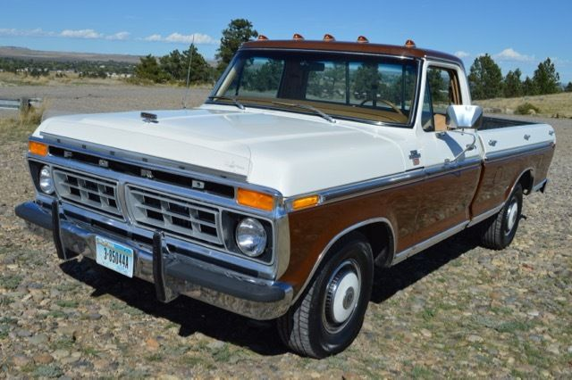 1977 ford f150 ranger xlt rare all original with low miles must see