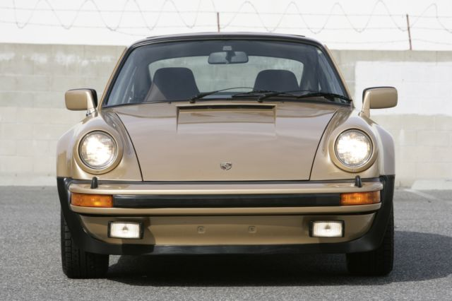 1977 Porsche 930 Turbo Special Order Quot Paint To Sample Quot