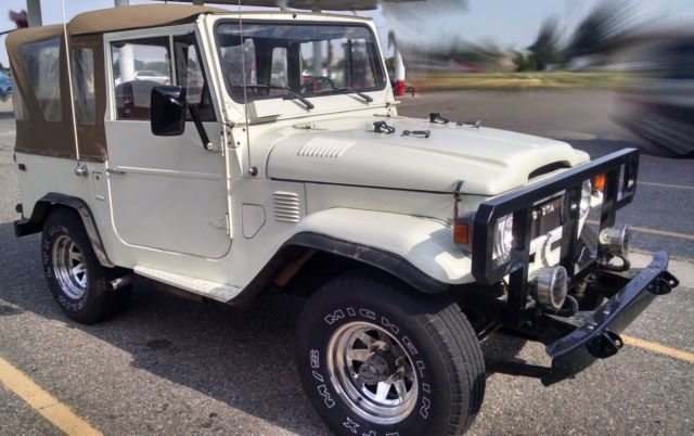 1977 Toyota FJ40 for sale