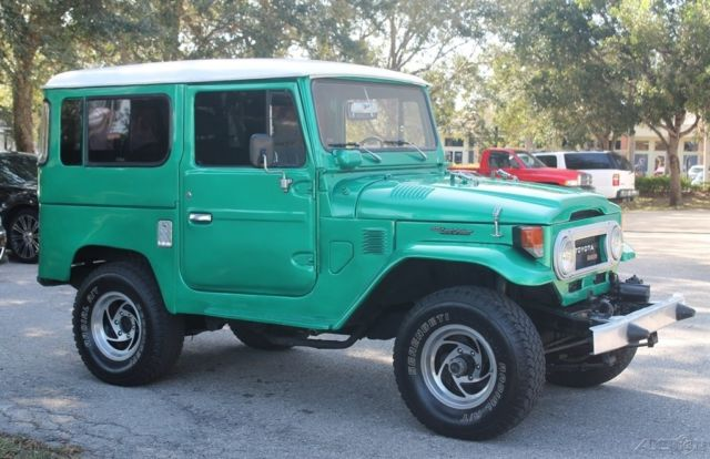1978 4wd used manual rwd suv toyota bj 4 wheel drive diesel. Black Bedroom Furniture Sets. Home Design Ideas