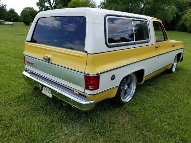 1978 Chevy K5 Blazer Gmc Jimmy 2wd Ls Swap All New