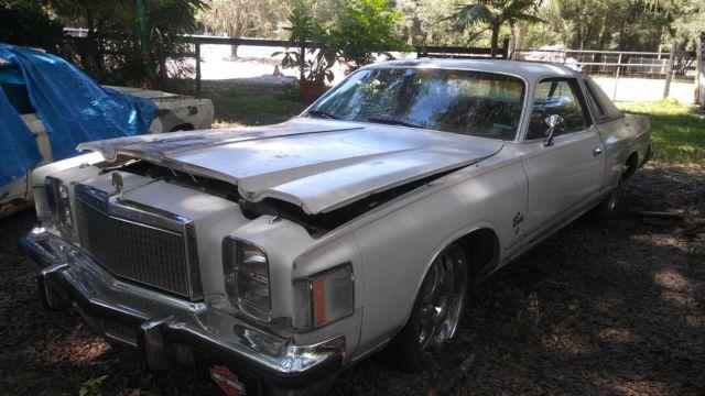 Drive Away Auto Sales >> 1978 Chrysler Cordoba MOPAR 400