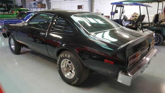 1978 Dodge Aspen R T Original Black E58 360 Hp Car Mopar