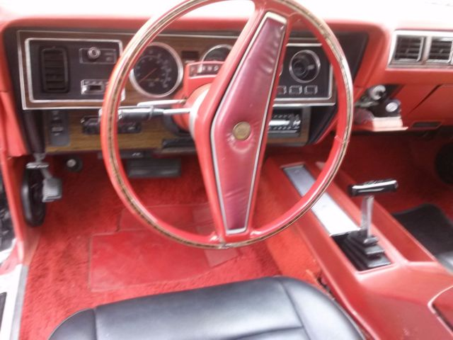 1978 dodge magnum xe - Dodge magnum interior accessories ...