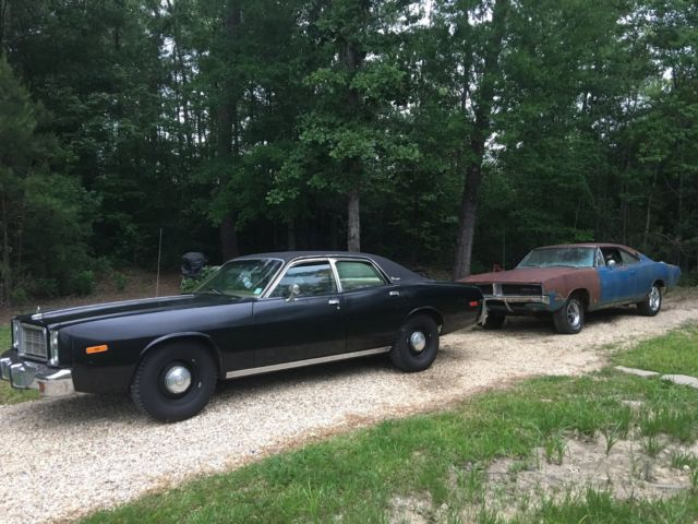 1978 Dodge Monaco Plymouth Fury 78 Dukes Cop Car Chips