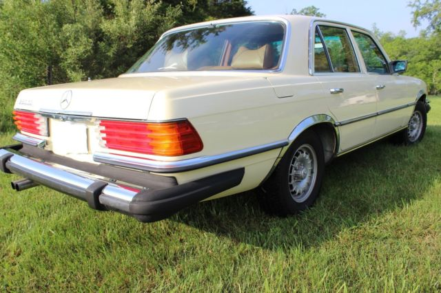 1978 mercedes benz 280se for Oxnard mercedes benz used cars