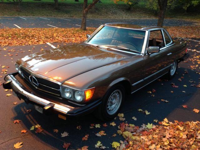 1978 mercedes benz 450 sl class convertible for Mercedes benz 450sl 1978
