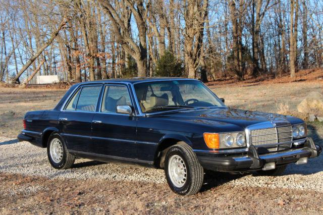 1978 mercedes benz mbz 300 sd diesel for Mercedes benz 300 diesel
