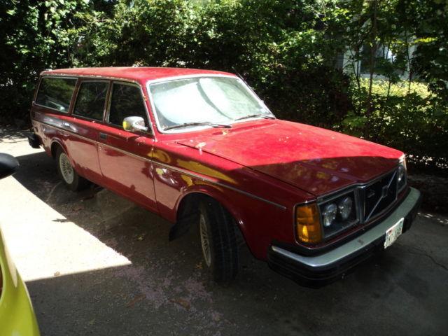 1978 volvo 245 station wagon. Black Bedroom Furniture Sets. Home Design Ideas