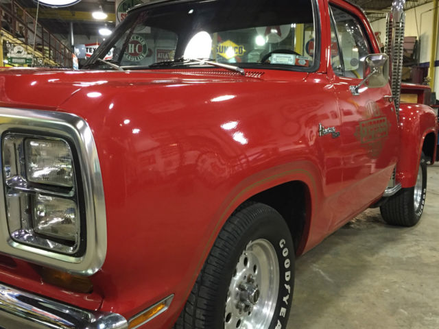 dodge red classic - photo #45