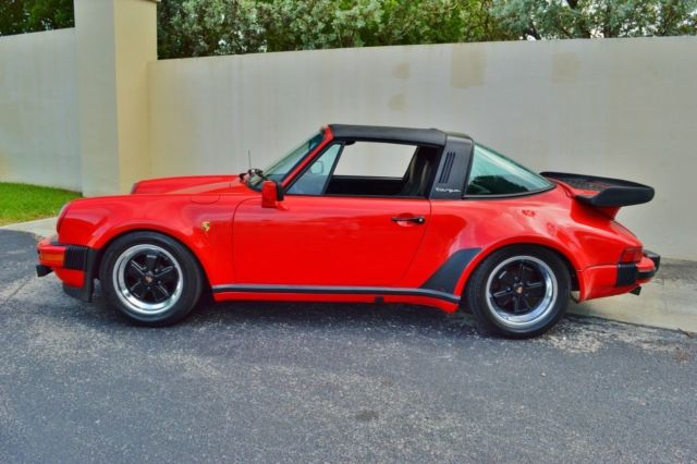 1980 911sc targa wide body turbo look super clean. Black Bedroom Furniture Sets. Home Design Ideas