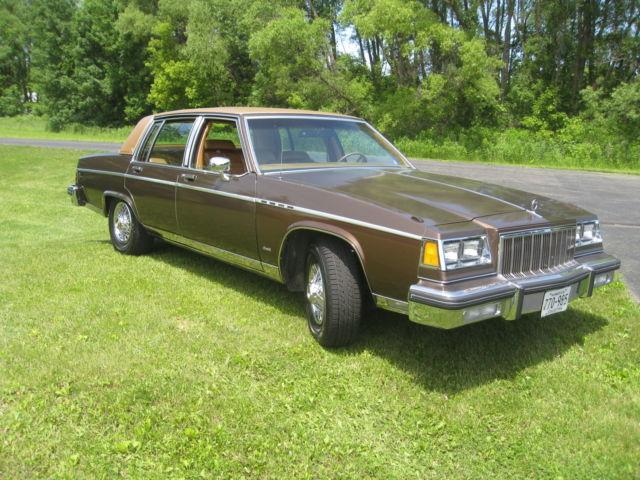 1980 Buick Electra 225 Prak Ave