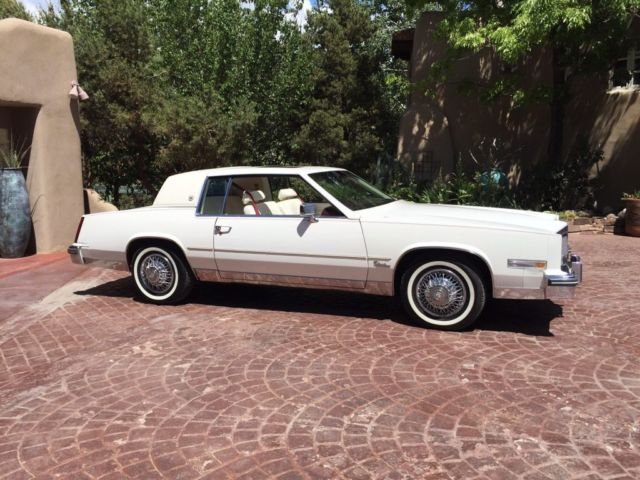 1980 Cadillac Eldorado With Astroroof And 6 0 Liter