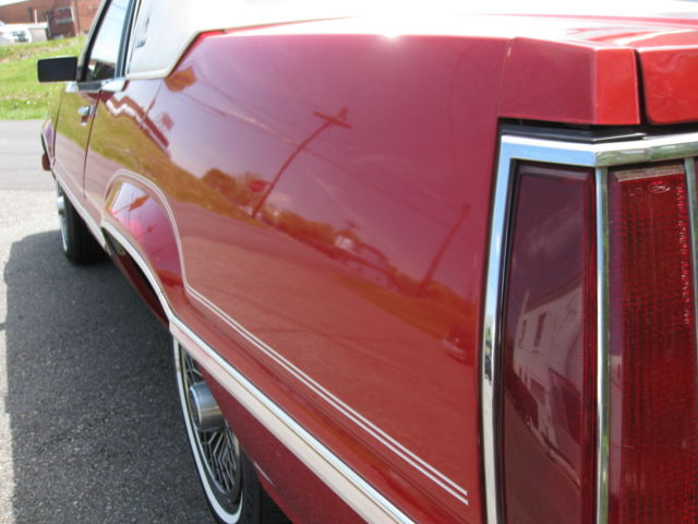 1980 cougar xr7 2 owner all original 50 000 actual miles always in nc. Black Bedroom Furniture Sets. Home Design Ideas