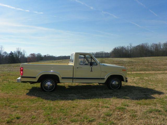 1980 ford f150 pick up truck. Black Bedroom Furniture Sets. Home Design Ideas