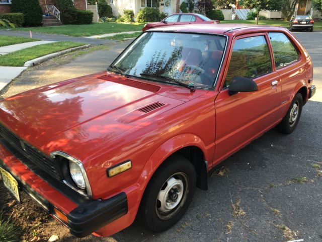 1980 honda civic 3 door hatchback. Black Bedroom Furniture Sets. Home Design Ideas