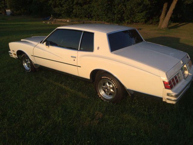1980 Monte Carlo V8 All Original With 64k Miles