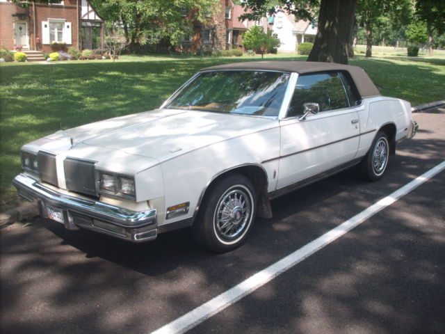1980 oldsmobile cutlass salon brougham 3 8l v6 auto air for 1987 cutlass salon t tops
