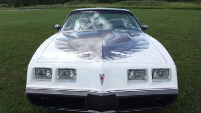 1980 Pontiac Trans Am Indianapolis 500 Pace Car