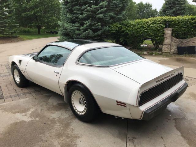 1980 Trans Am Pace Car No Rust Runs Great