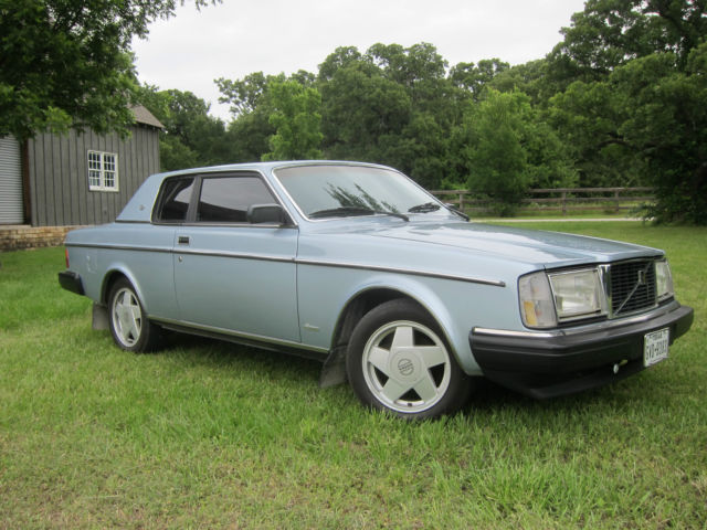 1980 Volvo Bertone Coupe With 1990 B230fturbo High Power