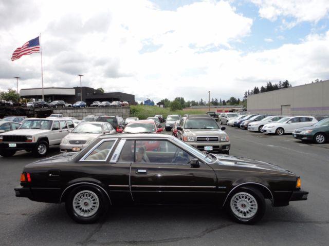 1981 Datsun 200sx